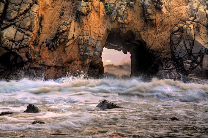 Portal of the Sun - Big Sur, California