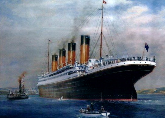 titanic1 voyage