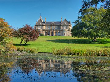 Clevedon Hall, Somerset, England.