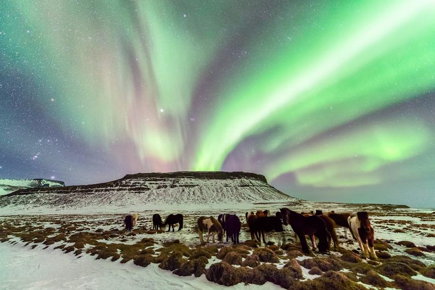 Snæfellsnes-og Hnappadalssýsla, Iceland