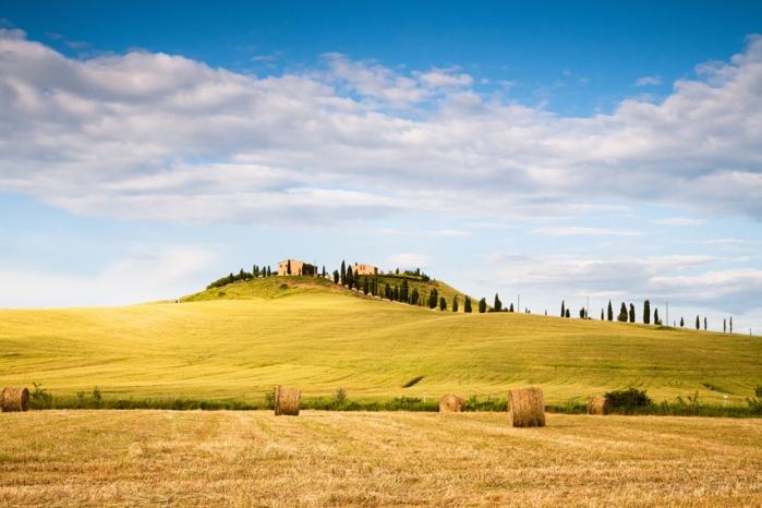 Pansarine, Tuscany, Italy