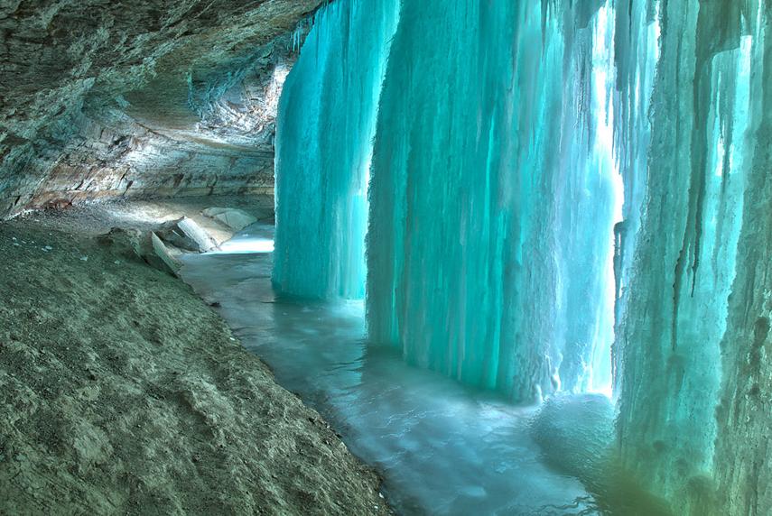 Minnehaha Falls, Minnesota, U.S.
