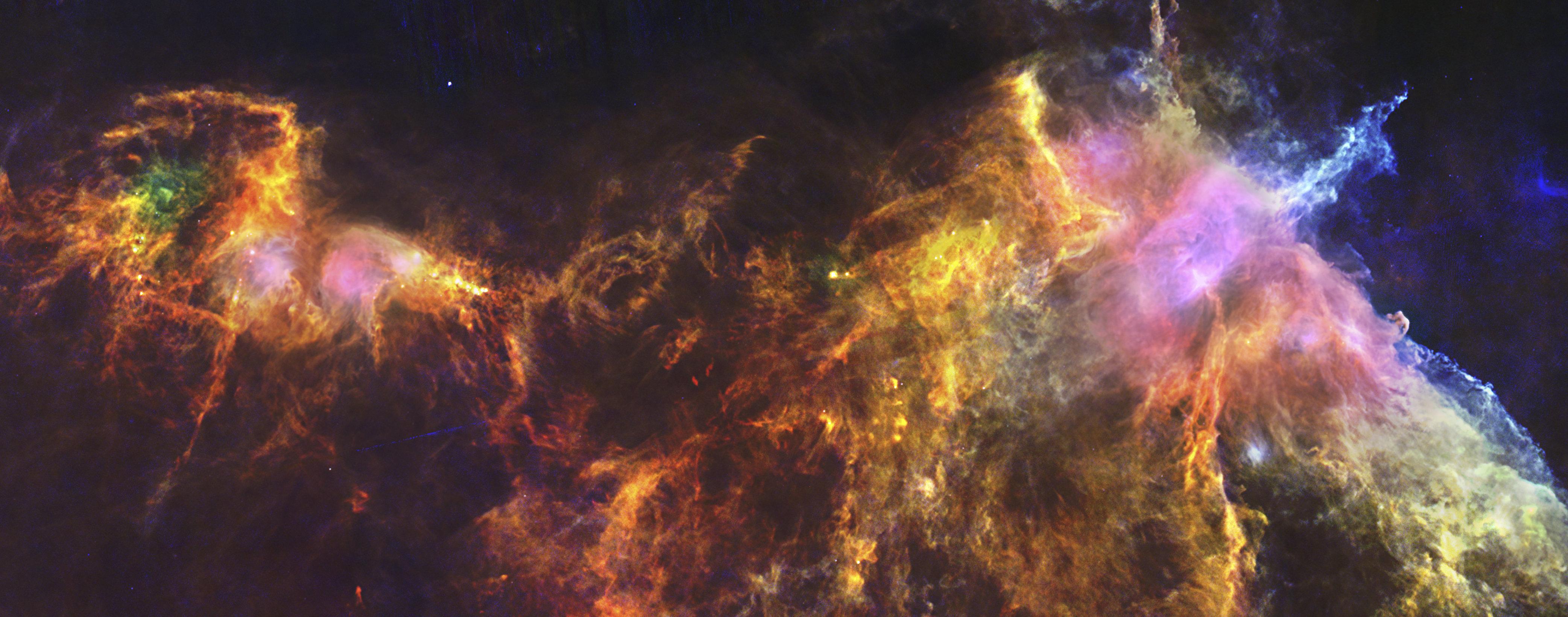 horsehead nebula jesus - photo #21