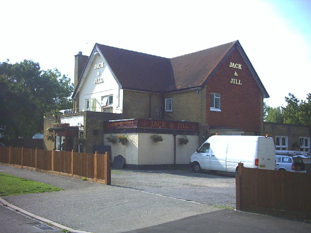 Jack & Jill, Longlands Avenue, Coulsdon, Surrey