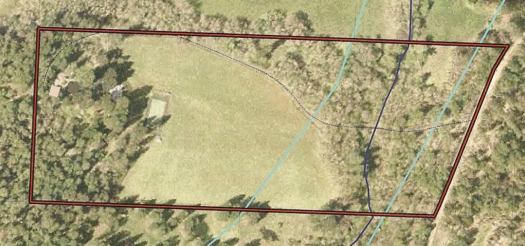 Assessor's Map 4000 Hugo Road.