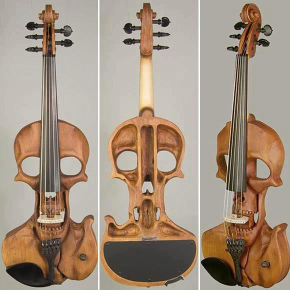 A bit of a fiddle!
