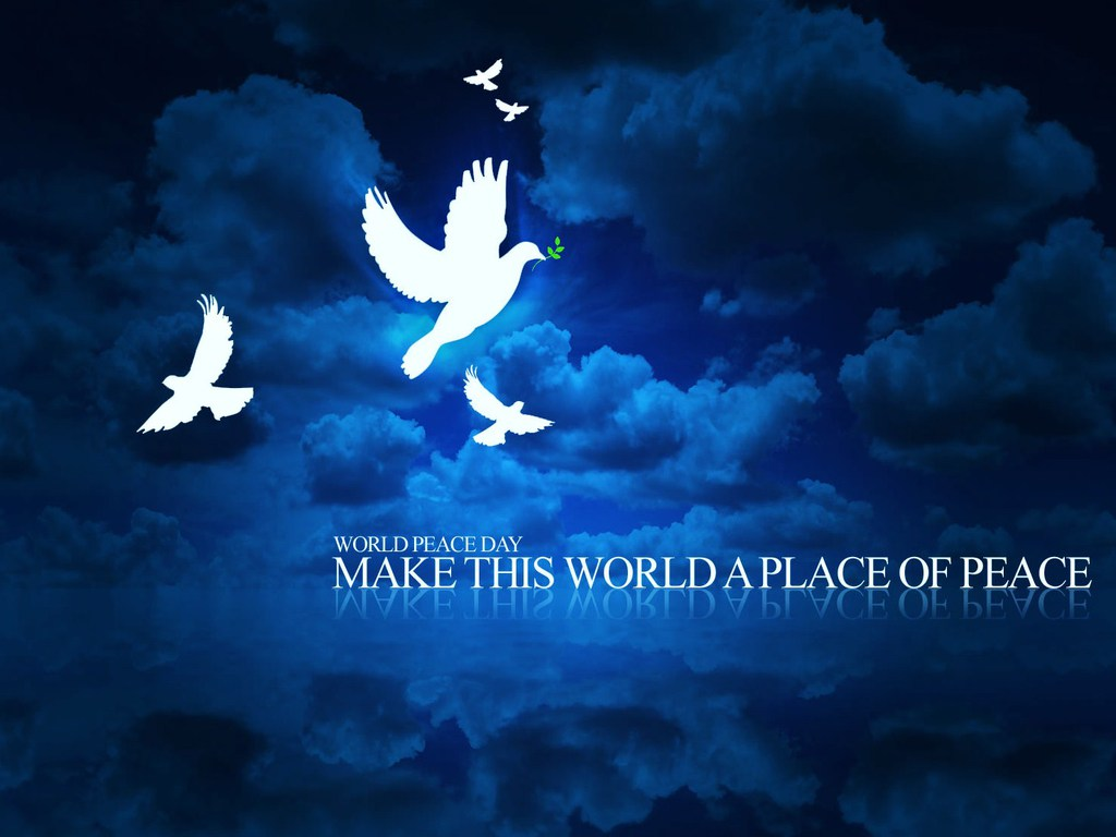 let there be peace on earth essay
