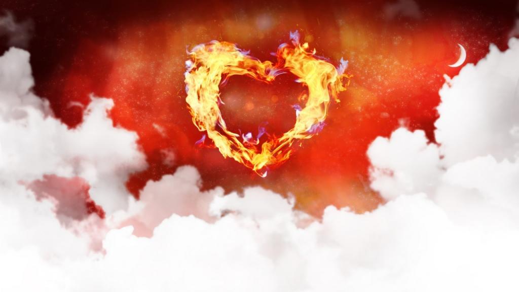 One Love Heart.