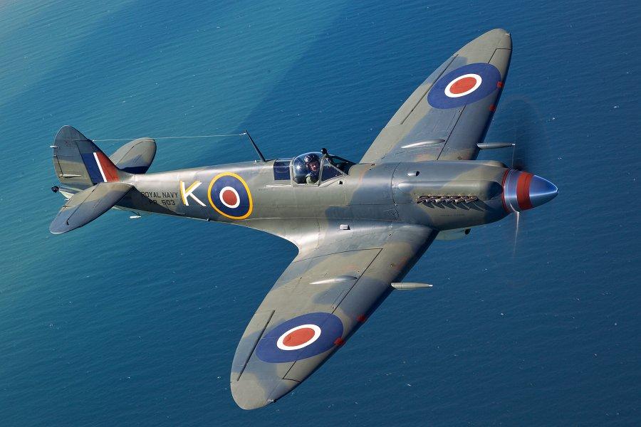 Seafire Mk. XV