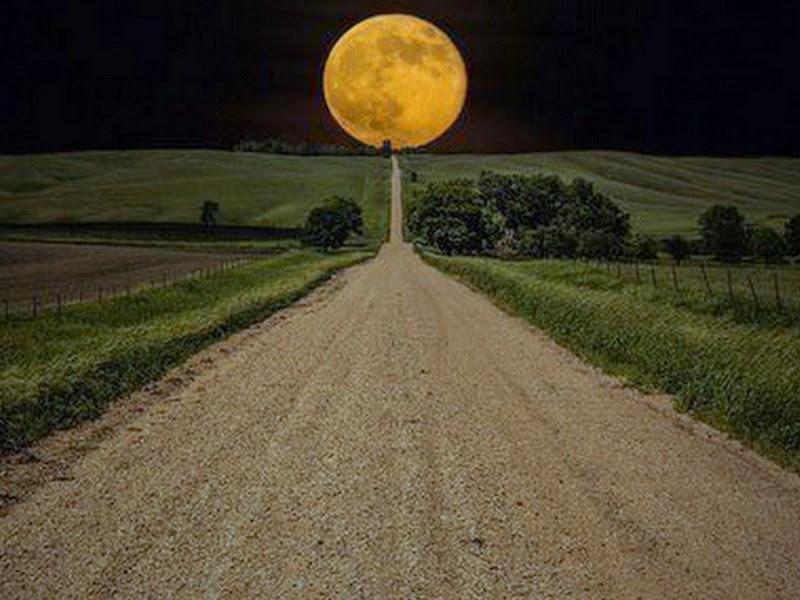 Hershey moon