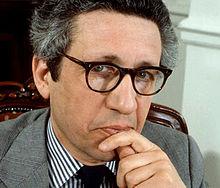 Bernard Levin c. 1980