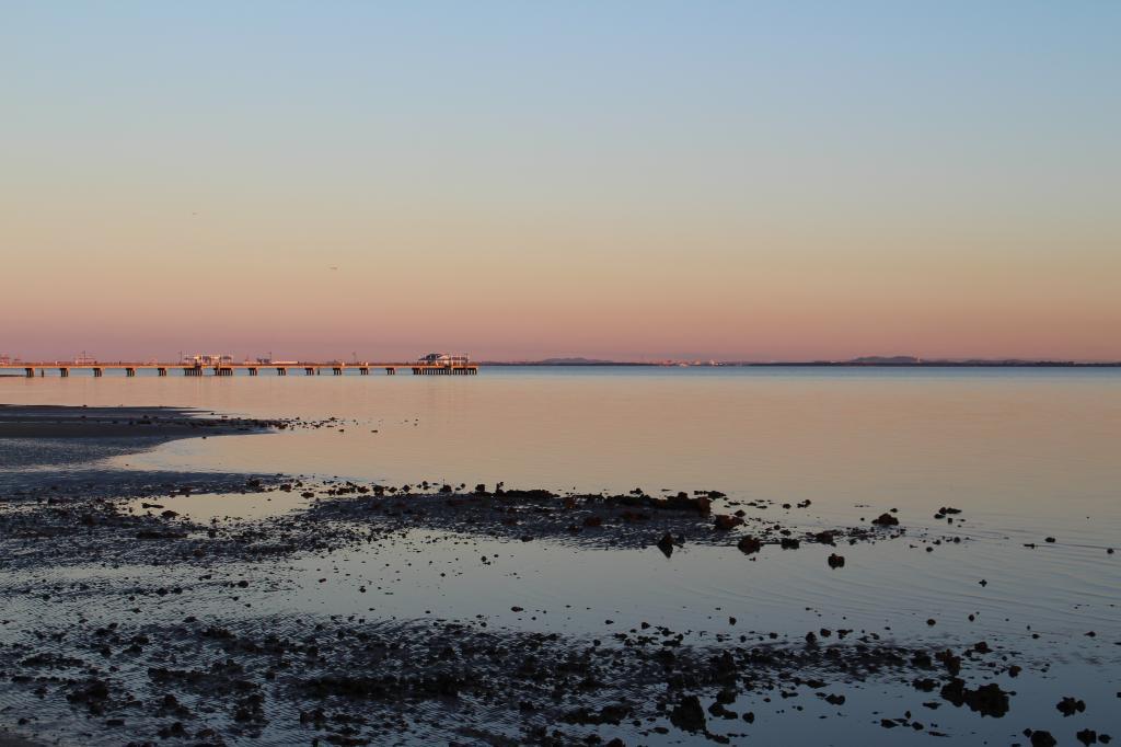Bramble Bay.
