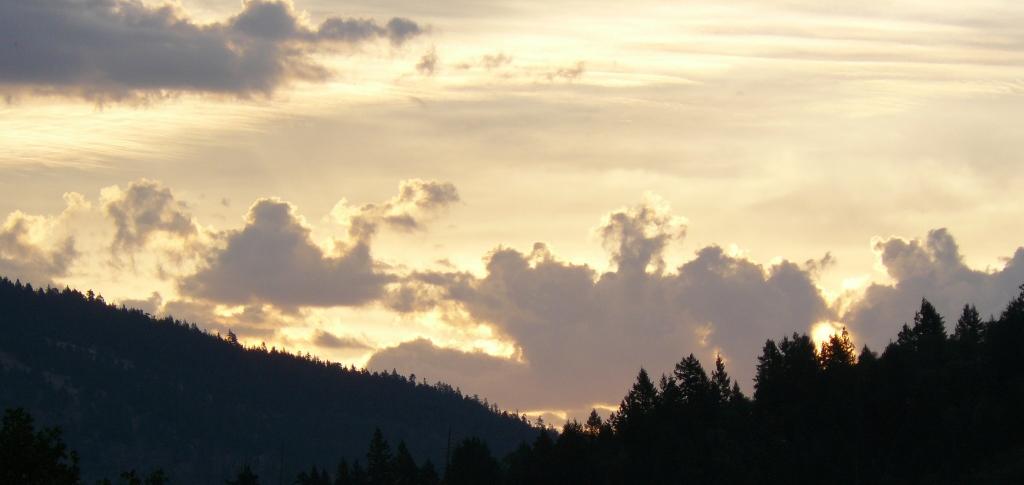 Same morning, same sunrise.