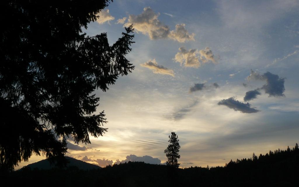 Beautiful Oregon dawn.