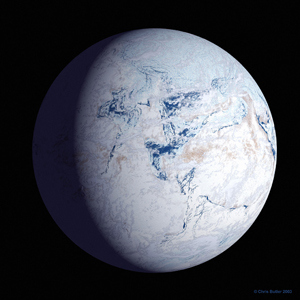 When Snowball Earth Nearly Killed Life.
