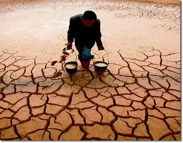Water scarcity may be the most underrated resource issue the world is facing today.