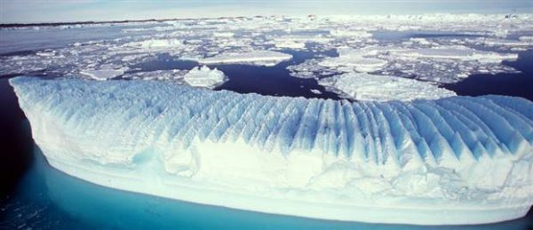 The West Antarctic ice sheet; for the time being!