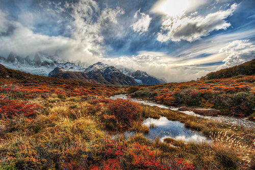 Photo by Trey Ratcliff Nature Needs Half has set out an unbelievable challenge: to formally, legally set aside one half of Earth's land and water as interconnected natural areas.