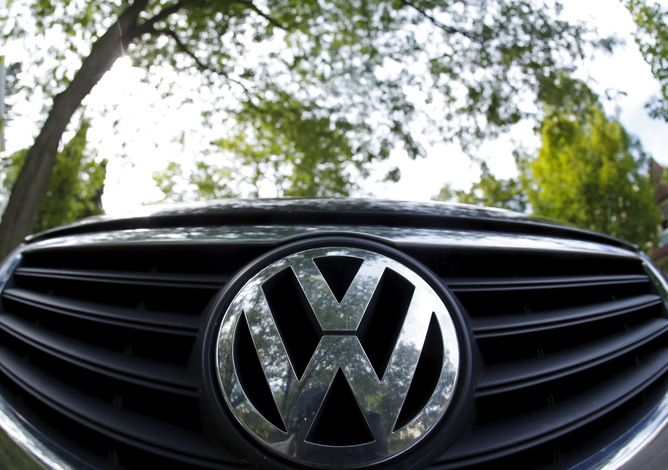 How much can corporate culture explain VW's deception? Jim Young/Reuters