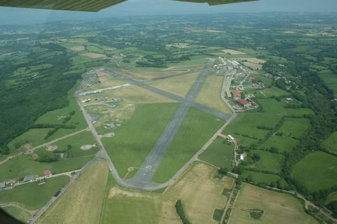 Dunkeswell Airfield