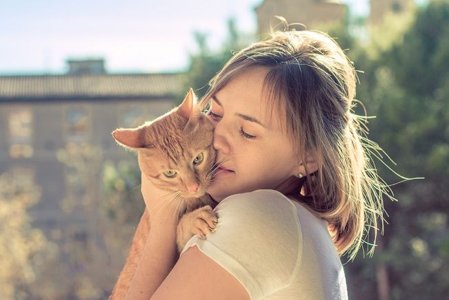 Pets strengthen our hearts, calm our nerves and a whole lot more. (Photo: Juanedc.com /flickr)