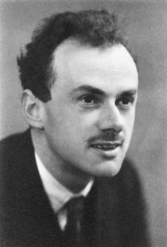 Paul Dirac in 1933. Nobel Foundation via Wikimedia Commons
