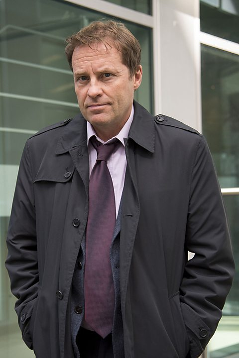 Detective Jack Mooney