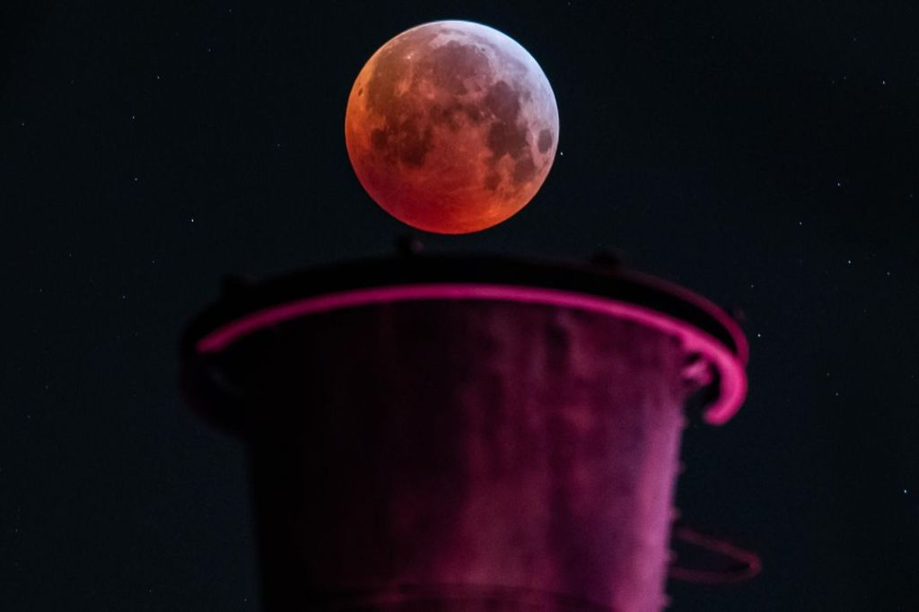 blood moon eclipse germany - photo #24