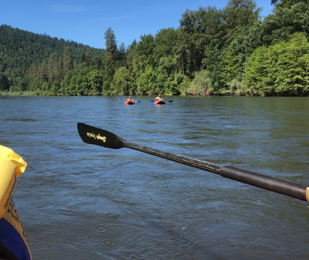 Rogue River – Learning from Dogs